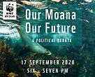 Our Moana, Our Future - ocean forum